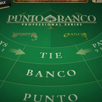 Punto Banco di Detail untuk Pemain Baccarat Online