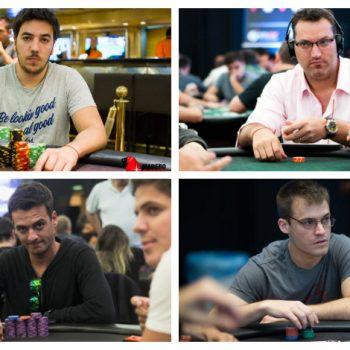Tabel final oleh Piñeiro, Sampaoli, Pérez dan Balzano pada hari Senin