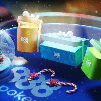 888poker menggandakan hadiah freerollnya untuk Natal
