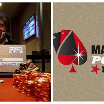 Emiliano Guido adalah pemenang Bounty 13K / Pokerlogia