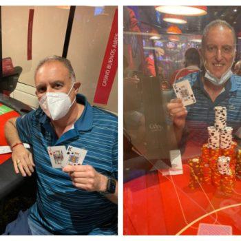Wawancara dengan Miguel Ángel José, juara lima kali di Madero / Pokerlogia
