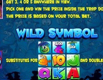 Slot Mental Money Monsters menawarkan 100 putaran gratis.