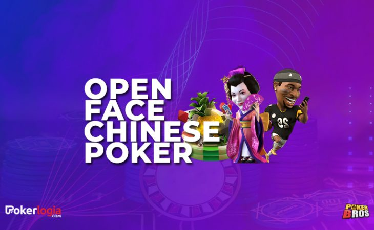 Belajar bermain Open Face Chinese dengan PokerBROS / Pokerlogia