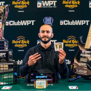 Brian Altman adalah Tri-Champion baru dari WPT / Pokerlogia