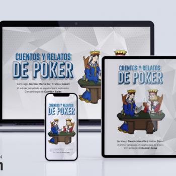 """""""Tales and Tales of Poker"""" sekarang tersedia di Amazon / Pokerlogia"""