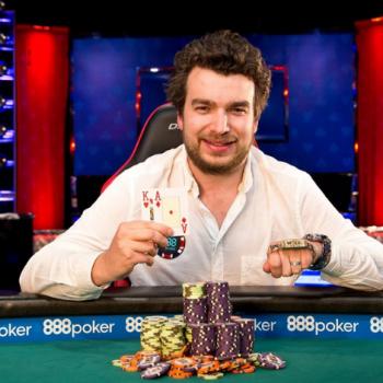 Chris Moorman memenangkan gelang keduanya di WSOP Online / PKL
