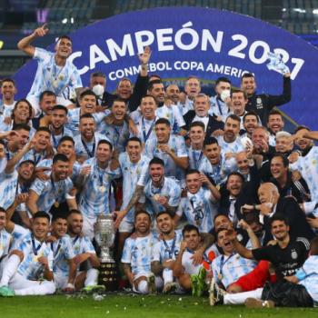 Dampak Argentina Juara Copa América / Pokerlogia