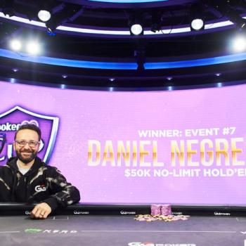 Juara Daniel Negreanu setelah 8 tahun tanpa kemenangan / Pokerlogia