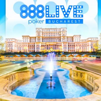 888poker LIVE kembali ke Bucharest untuk pemberhentian berikutnya / Pokerlogia
