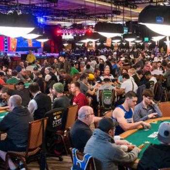 Ketahui aturan COVID-19 dari WSOP 2021 / Pokerlogia