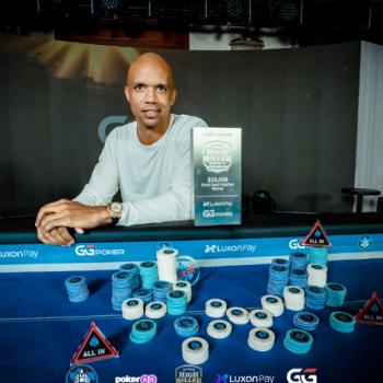 Phil Ivey Juara Acara #1 / Pokerlogia