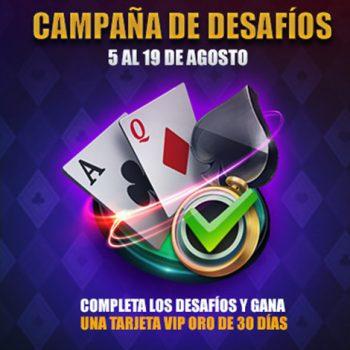 PokerBROS memberi Anda hadiah dengan kampanye tantangan