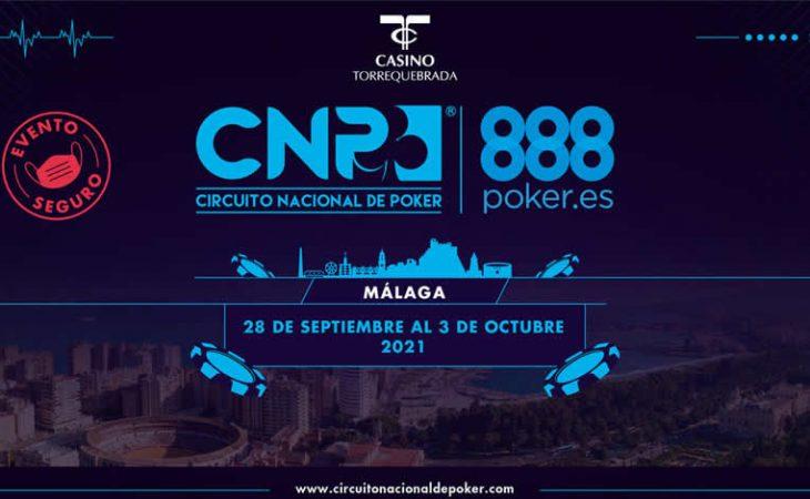 Malaga bersiap untuk menerima tahap ketiga CNP888