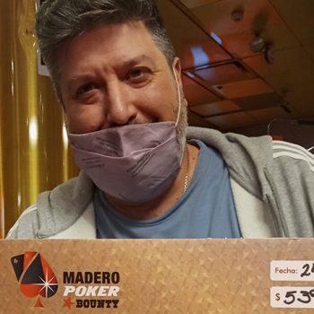 Sergio Springhart memenangkan Bounty dan meraih 6 gelar di Madero