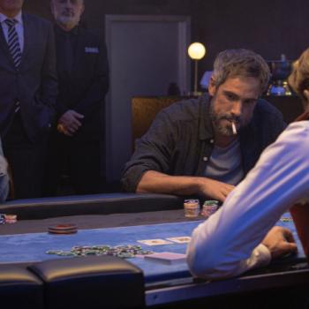 Seri baru Ana Tramel The Game menampilkan adegan poker